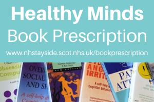 Healthy minds book prescription